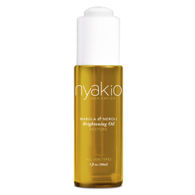 Marula & Neroli Brightening Oil